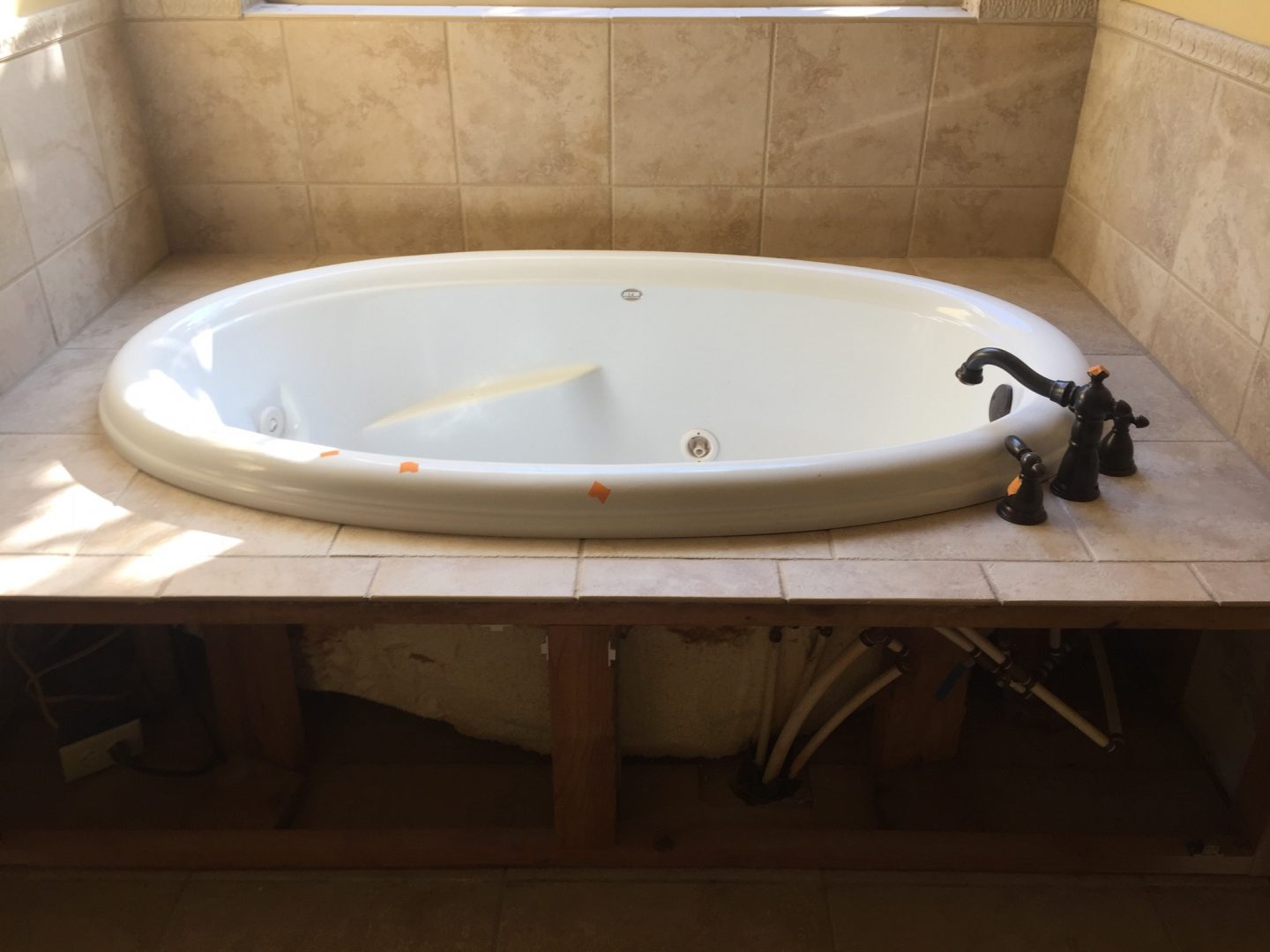 Soaking it up! My master bathtub remodel – Secrets of a Shopaholic